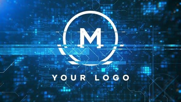 Revelar Logo Digital