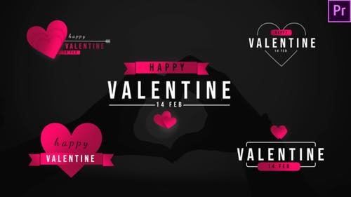 Valentine Modern Titles
