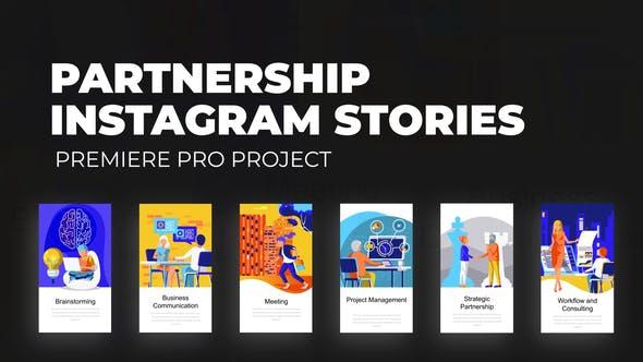 Partnership - Instagram Stories
