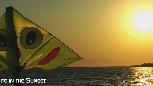 Thumbnail for Kite In The Sunset 3