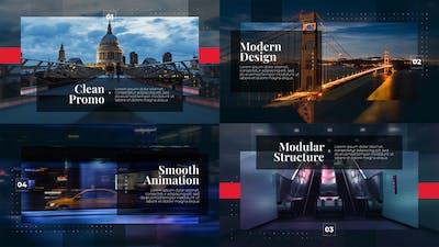 Clean Corporate - Modern Presentation // Final Cut Pro X