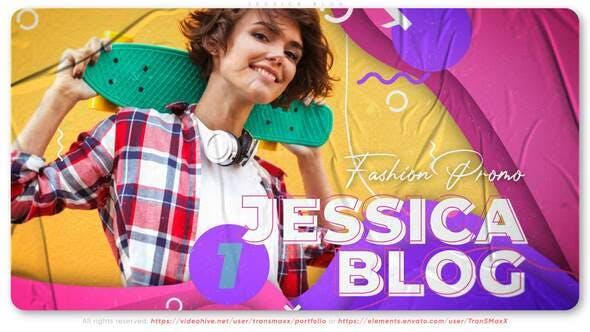 Jessica Blog. Promoción de la moda