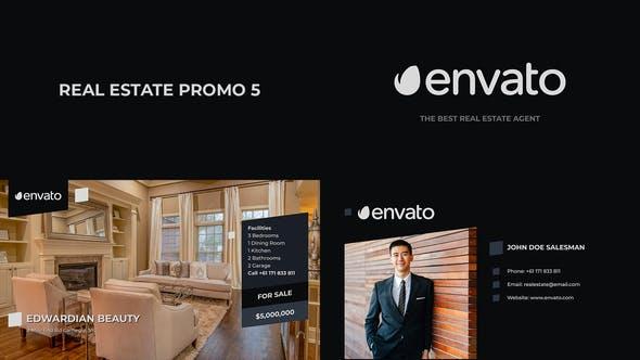Real Estate Promo 5