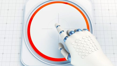 Tech Button Logo