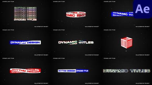 Dynamic Loop Titles