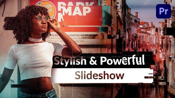 Powerful & Stylish Slideshow