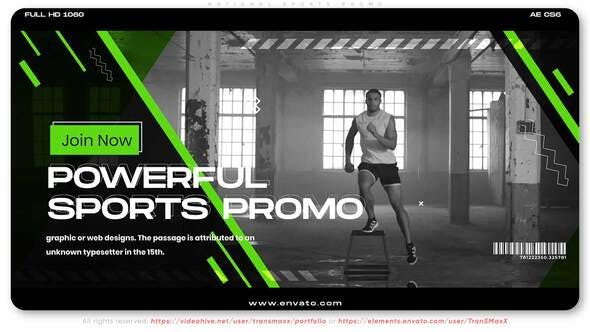 National Sports Promo