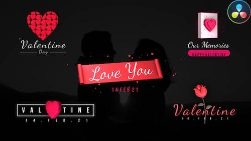 Valentines Day Titles