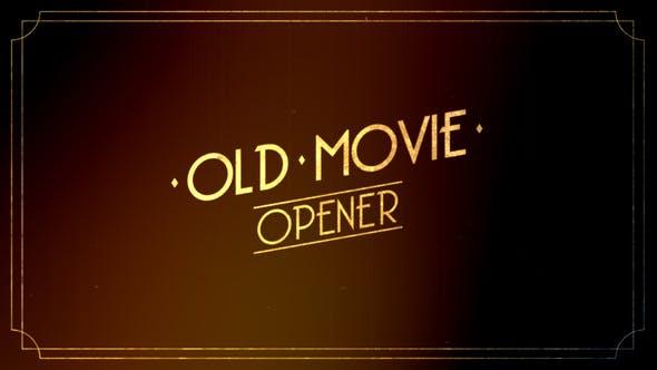 Alten Film Intro