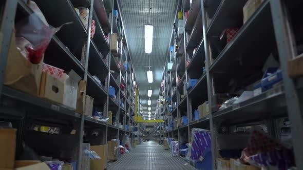 Thumbnail for Rows At Warehouse