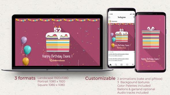 Birthday Opener