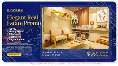 Elegant Real Estate Promo