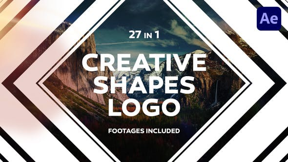 Creative Shapes Logo