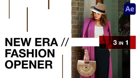 New Era // Fashion Opener