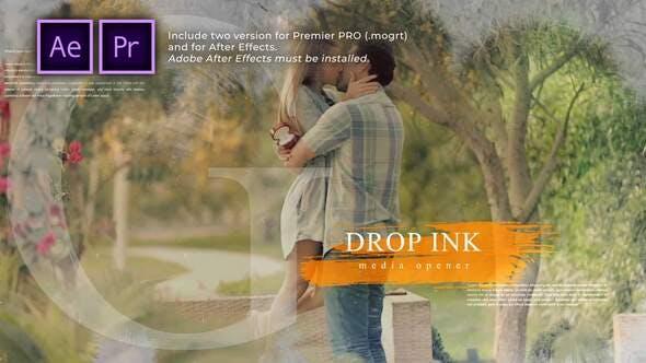 Tinta Drop Romantic - Abridor Medios de comunicación