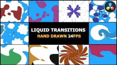 2D FX Liquid Transitions | Da Vinci