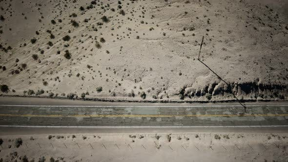 Thumbnail for Scenic Highway Through Desert Landscape of Utah, USA