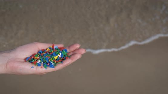 Microplastic Water Pollution