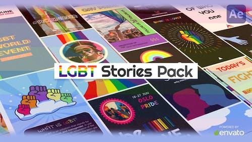 LGBT Instagram Stories