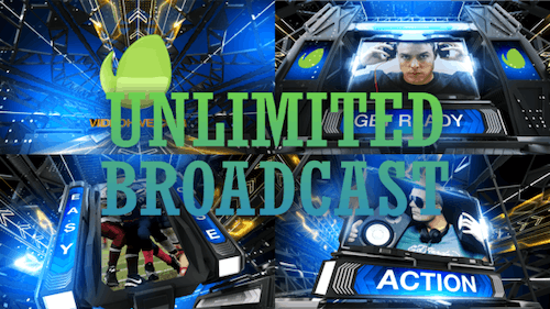 Unlimited Broadcast