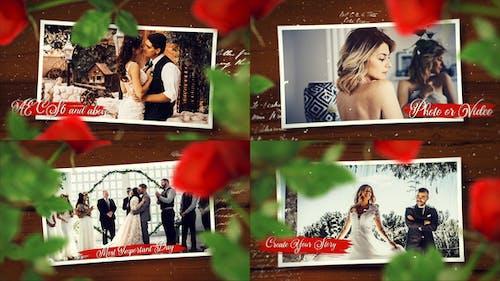 Wedding Love Story Slideshow