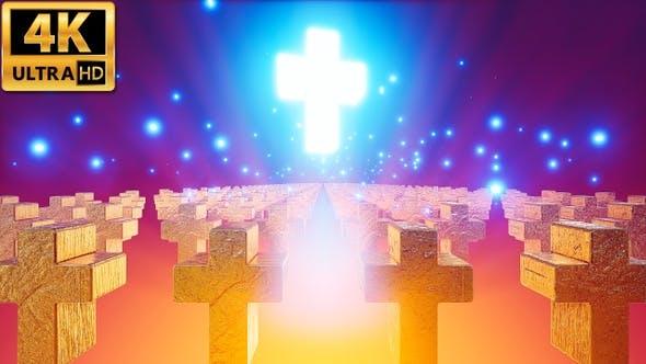 Thumbnail for Holy Cross Background 4k