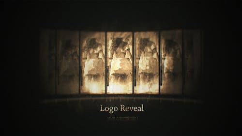 Vintage Logo Opener