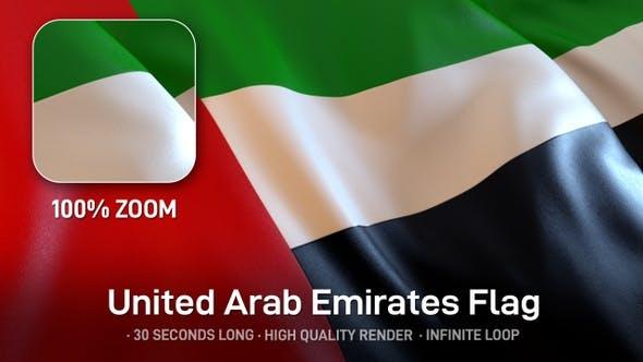Thumbnail for United Arab Emirates / UAE Flag