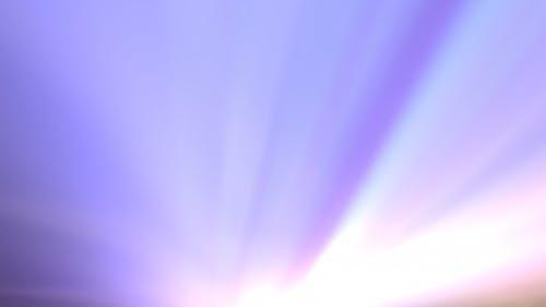 Flashing Rays - Fast Transition