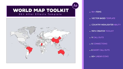World Map Toolkit