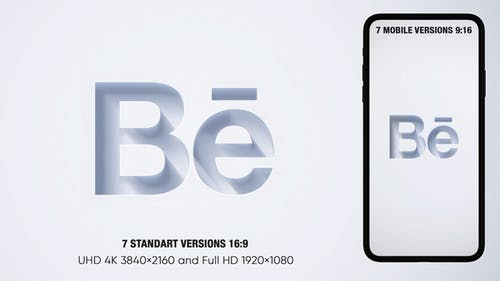 Clean Logo Reveal (7 in 1)