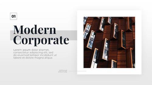 Modern Corporate - Clean Promo // Final Cut Pro X