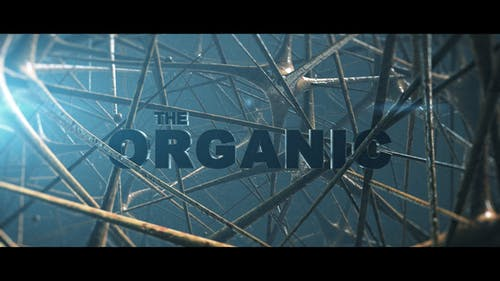 Organic Cinematic Titles