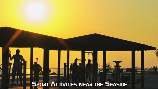 Thumbnail for Sport Activities Near The Seaside 2