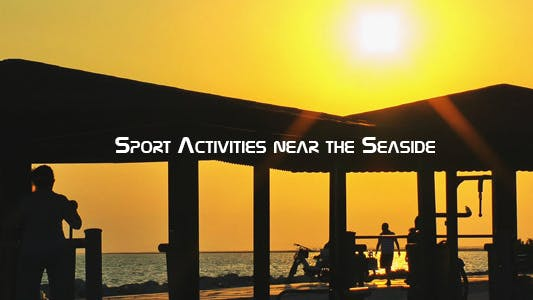 Thumbnail for Sport Activities Near The Seaside 4