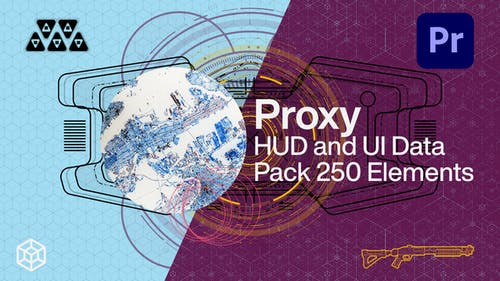 Proxy - HUD and UI Data Pack