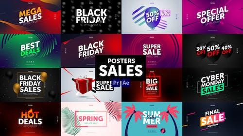Posters Sales