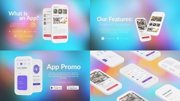 App Mobile Promo