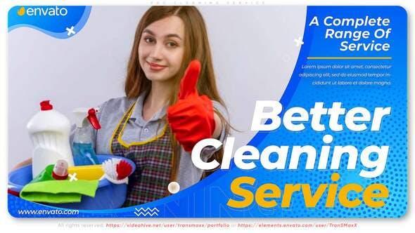 Service de nettoyage Promo