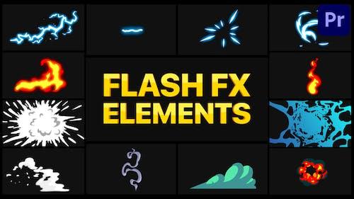 Flash FX Pack 05   Premiere Pro MOGRT
