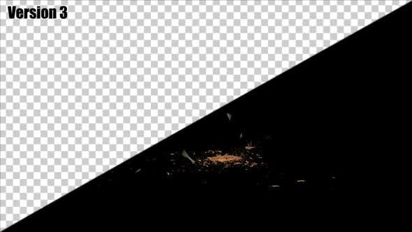 Thumbnail for Wood Shatter Pack 1080p