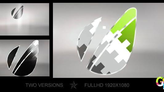 Thumbnail for High Tech Logo String