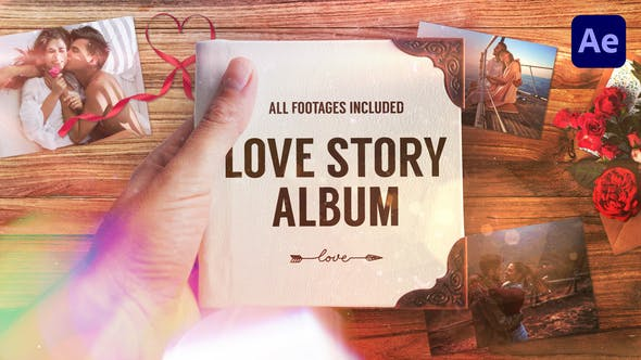 Álbum de Historia de amor