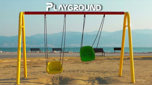 Cover Image for Playground