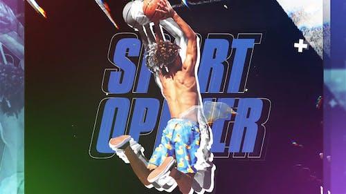 Sport Action Intro