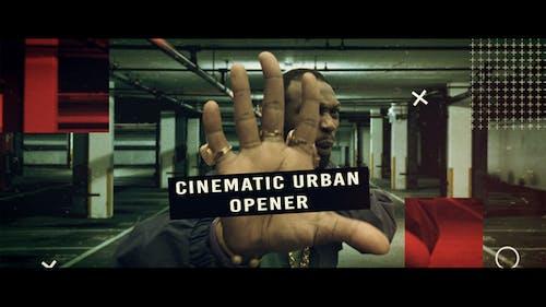 Cinematic Urban Opener