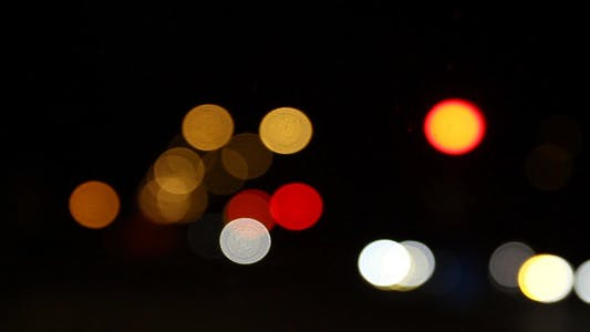 Cover Image for Traffic Light Bokeh