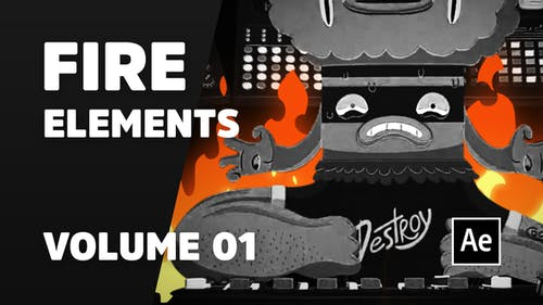 Fire Elements Volume 01 [Ae]