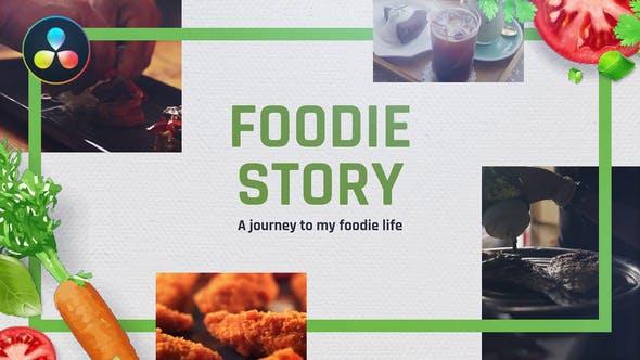 Foodie Story