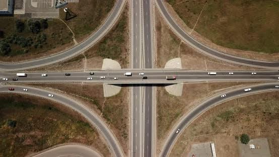 Thumbnail for Transport Junction Traffic Cross Road Junction Day